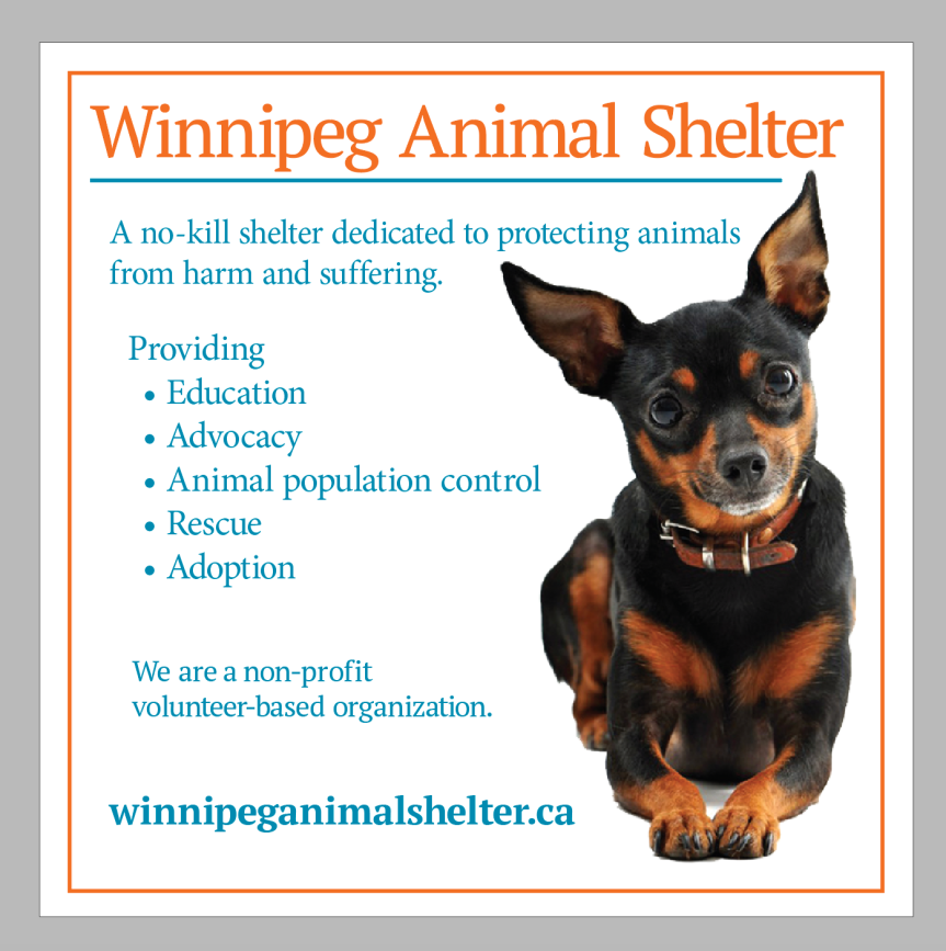Winnipeg Animal ShelterDesign