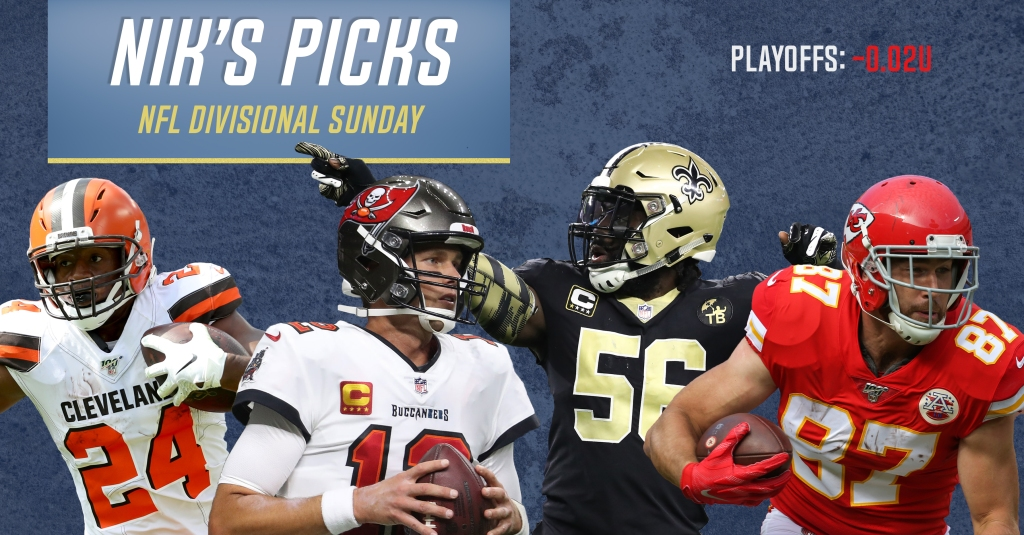 After a bad Saturday evening, Nik's Picks is rolling with the NFL favourites to win outright Sunday.